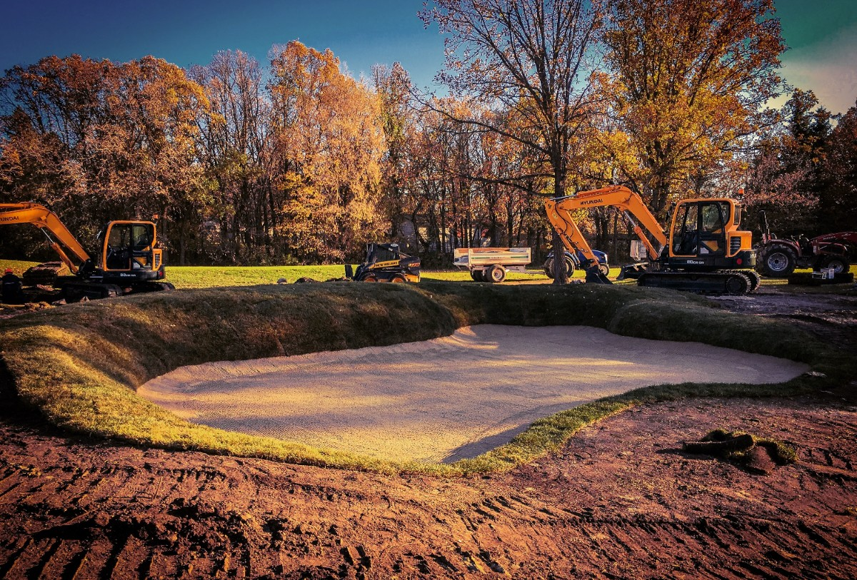 Integrative Golf Design
